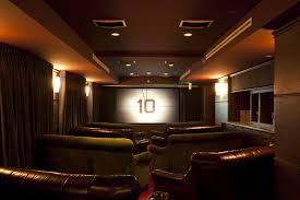 Soho House Miami Beach Movie Screening Room Media Entertainment