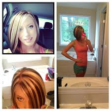 short brown hair with light blonde highlights short red hairstyles with blonde highlights hairstyles