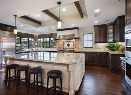 Houzz Mediterranean Kitchen 30 Classy Projects With Dark Kitchen Cabinets Home Remodeling