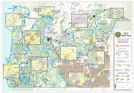Oregon Fires Map 2016 Oregon Wildfire Recap Ashland Talks