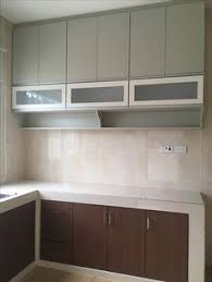 Cabinet In Kitchen Green Kitchen Cabinet And Matching Wall Colour Inspired