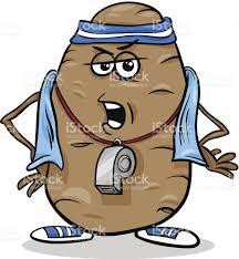 couch potato saying cartoon stock vector art 464838407 istock