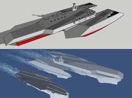 lore update monarch class super carrier worldbuilding