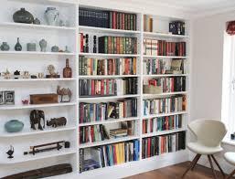 bookshelves and wall units shelf amazing white built in bookshelves amazing bookshelf units