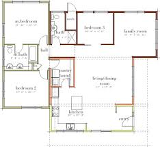 simple open house plans simple open plan house designs ideas the