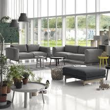 wohndesign beeindruckend zweier sofas plant verfuhrerisch grau