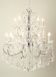 chandeliers bhs bryony 5 light chandelier chrome all home lighting sale best bhs
