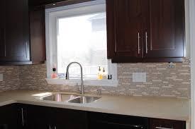 Kitchen Backsplash Toronto Brilliant Kitchen Countertop And Backsplash Modern Toronto