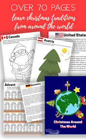 advent customs around the world business powerpoint sle