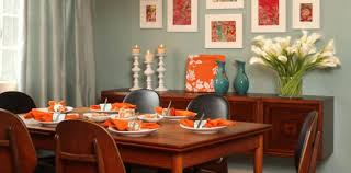 marvellous trendyr duo dining rooms that serve up gray and yellow