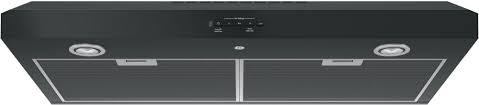 ge under cabinet range hood ge jvx5360djbb 36 inch under cabinet range hood with dishwasher safe