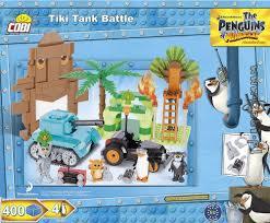 the penguins of madagascar tki tank battle penguins of madagascar for kids wiek