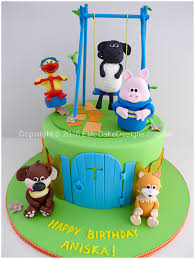 timmy kids birthday cake sydney uniquely designed
