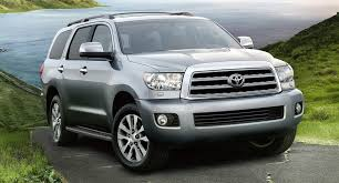toyota suv price 2017 toyota sequoia comes with 45 460 starting price