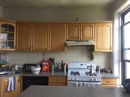 best color for low maintenance kitchen cabinets my diy nyc rental kitchen makeover no paint no reno the