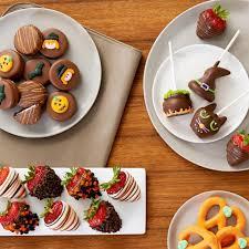 an assortment of halloween treats including brownie pops s u2026 flickr