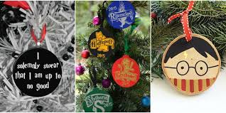 christmas ornaments with initials 18 best harry potter ornaments harry potter christmas tree ideas