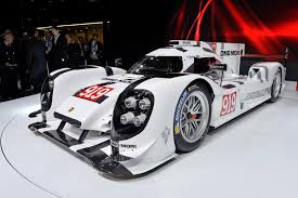 porsche race car interior 2014 porsche 919 hybrid le mans prototype races into geneva video