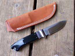 review cold steel pendleton custom classic hunting knife
