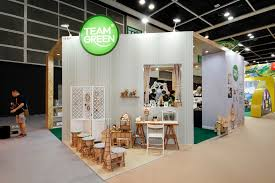 a glimpse of team green s journey at hk gift fair 2017