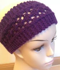 knitted headband pattern how to knit easy lacy headband knitting lace for beginners