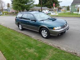 green subaru outback 1997 subaru legacy outback for sale awd auto sales