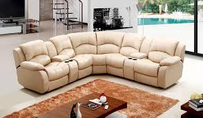Corner Sofas With Recliners Leather Corner Recliner Sofas Uk Www Energywarden Net