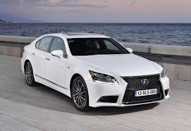 lexus ls features lexus ls saloon 2007 2017 features equipment and accessories