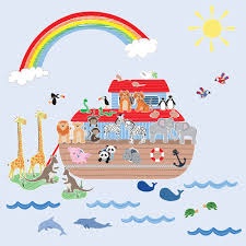 nursery decor jojo maman bebe noah s ark wall stickers