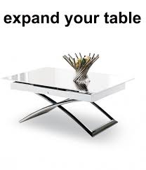 Expanding Tables Buyer U0027s Guide To Expanding Coffee Tables Expand Furniture