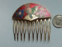 vintage hair combs best 25 vintage hair combs ideas on hair combs metal