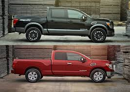 nissan truck 2018 2017 nissan titan king cab models complete the lineup autoguide