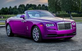 mansory rolls royce dawn rolls royce dawn in fuxia 2017 us wallpapers and hd images car