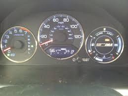 ima light honda civic ima light dash picture explain greenhybrid hybrid cars
