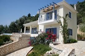 lefkada villa two greek villas villa de la luna