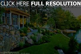 patio tasty garden hill landscaping ideas pictures design decors