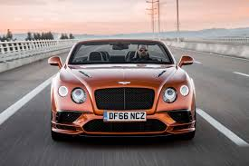 bentley 2017 convertible 2017 bentley continental supersports first drive review saving