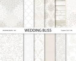 wedding paper wedding digital paper white wedding digital paper lace digital