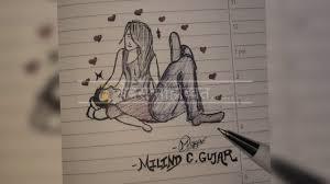 omg best sketch artist ever lovely sketches by milind gujar