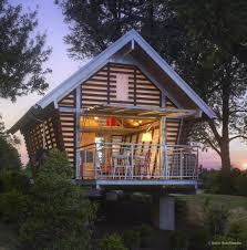 Tiny Homes Virginia by The Crib Broadhurst Architects