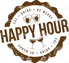 bacardi logo vector happy hour clip art vector images u0026 illustrations istock