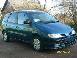 renault scenic 1999 renault scenic pictures