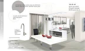 plan salon cuisine sejour salle manger meuble salle de bain conforama