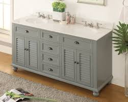 cottage look glennville 60 inch vanity gd 21333 cottage double