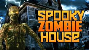 spooky zombie house call of duty zombies zombie games youtube