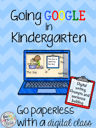how to get started on google classroom in kindergarten della