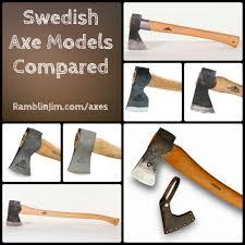 Handmade Swedish Axe - swedish axe models compared gransfors bruk hults bruk hultafors