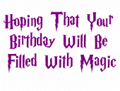 Harry Potter Congratulations Card Free Printable Birthday Greeting Card