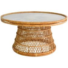 Wicker Side Table Coffee Table Outdoor Wicker Side Table Gold Coffee Rattan And End