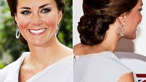 casual updo hairstyles front n back best updo hairstyles for wedding prom instyle com